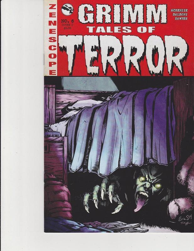 Grimm Tales of Terror 6 Cover C