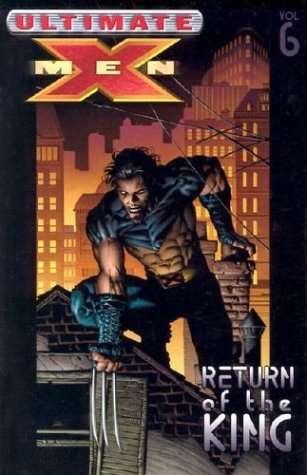Ultimate X-Men (2001 series) Trade Paperback #6, NM (Stock photo)