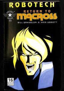 Robotech: Return to Macross #16 (1994)