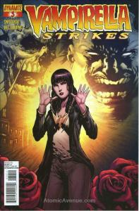 Vampirella Strikes (2nd Series) #3A VF/NM; Dynamite | save on shipping - details