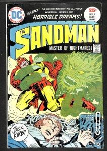 The Sandman #2 (1975)