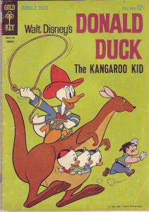 Donald Duck #92 (Jan-64) FN Mid-Grade Donald Duck