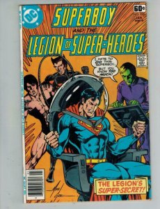 SUPERBOY and the LEGION of SUPER-HEROES #235, VF, Mike Grell, DC, 1977
