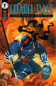 Grendel Tales: Four Devils, One Hell #3 VF/NM; Dark Horse | save on shipping - d