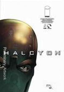 Halcyon #5 VF/NM; Image   save on shipping - details inside