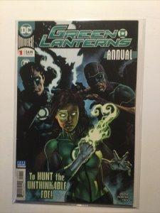 Green Lantern Annual 1 Near Mint Nm Dc Comics
