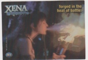 2004 The Quotable Xena Warrior Princess Motion Card #M4