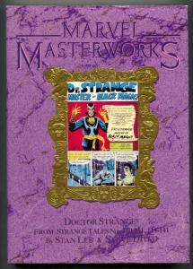 Marvel Masterworks Dr Strange- Strange Tales 110-111/114-141