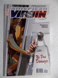 AMERICAN VIRGIN # 19