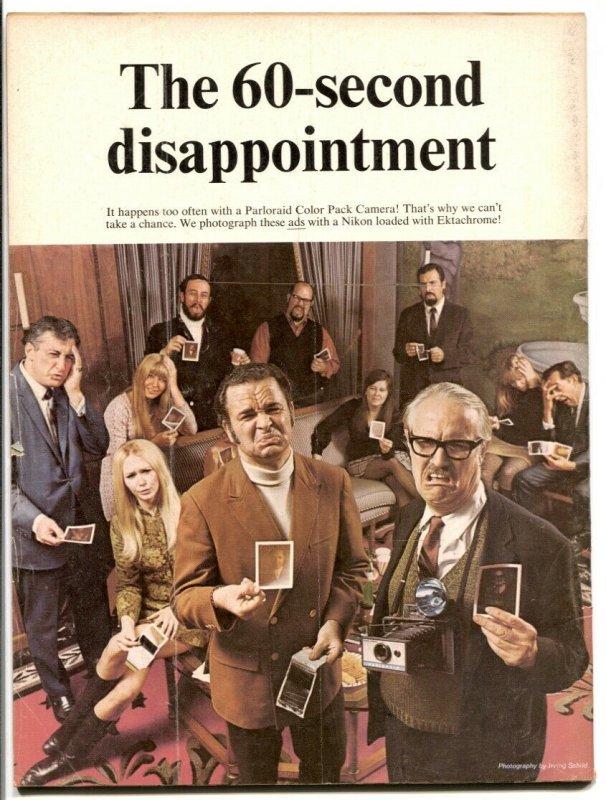 Mad Magazine #127 1969-Mod Squad parody cover FN