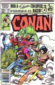 Conan the Barbarian #130 (Jan-82) NM Super-High-Grade Conan the Barbarian
