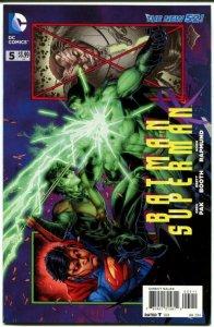 Batman Superman #5 (9.2) Modern Age DC ID25L
