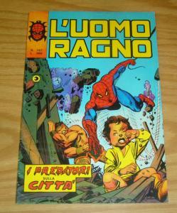 L'uomo Ragno #167 FN; Editoriale Corno | save on shipping - details inside