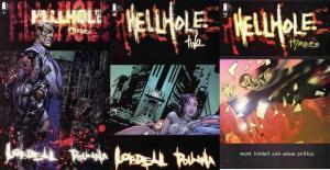 HELLHOLE (1999 IMAGE) 1-3  COMPLETE Lobdell/Polina COMICS BOOK