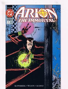 Arion The Immortal #1 VF/NM 1st Print DC Comic Book Mini Series Issue DE3
