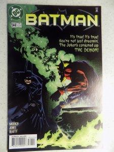 BATMAN # 544