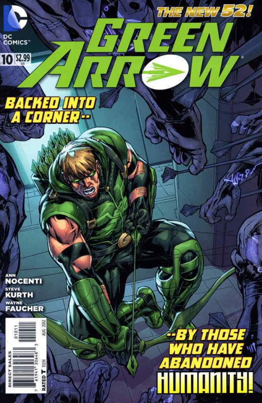 Green Arrow (5th Series) #10 VF/NM; DC | save on shipping - details inside