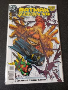 ​BATMAN SCARECROW 3D #1 NM