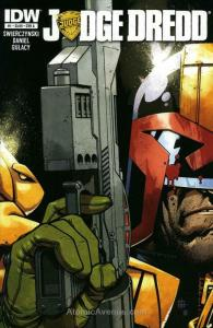 Judge Dredd (4th Series) #1A VF/NM; IDW | save on shipping - details inside
