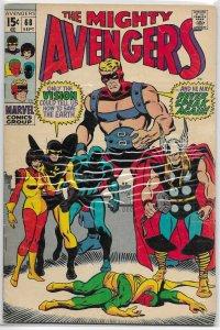 Avengers   vol. 1   # 68 GD
