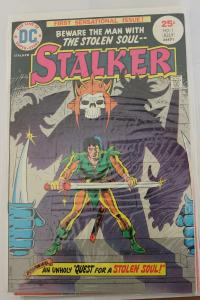 Stalker #1 (July 1975, DC) NM