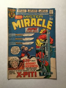 Mister Miracle 2 Very Good- Vg- 3.5 1st First Granny Goodness Dc Comics