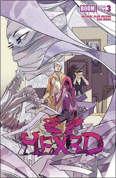 Hexed (2nd Series) #3 VF/NM; Boom! | save on shipping - details inside