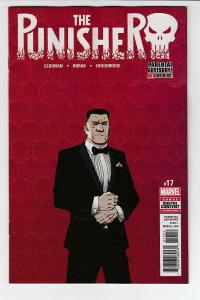 PUNISHER (2016 MARVEL) #17 NM- A99399