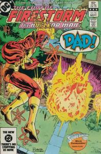 Fury of Firestorm, The #16 VF/NM; DC | save on shipping - details inside