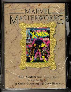 Marvel Masterworks Vol. # 40 HARDCOVER Uncanny X-Men 132 - 140 + AN 4 SEALED EK8