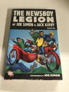The Newsboy Legion Vol 1 Nm Near Mint DC Comics HC TPB
