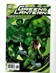 12 Green Lantern Comics #26 27 28 29 30 31 33 34 35 36 37 Secret Files 2005 EK5