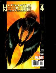 10 Ultimate Marvel Comics Nightmare 1 2 3 4 5 Secret 1 2 3 4 Annual 1 SM11
