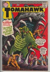Tomahawk #105 (Aug-66) FN/VF Mid-High-Grade Tomahawk