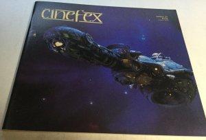 Cinefex 23 Nm Near Mint August 1985