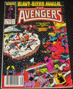 The Avengers Annual #16 (1987)