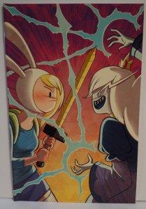 Adventure Time: Fionna & Cake #4 Variant