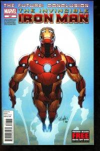 Invincible Iron Man #527 (2012)