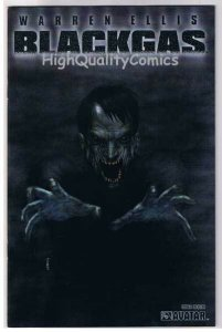 BLACK GAS #1, NM, Warren Ellis, Zombies, Undead, 2006, more BG in store