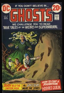 Ghosts #17 VF 8.0