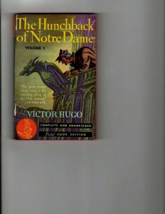 4 Books Hunchback of Notre Dame American Gun Mystery Conceived in Liberty + JK17
