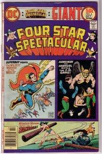 Four Star Spectacular   # 4 GD/VG