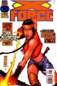 X-Force (1991 series) #67, NM- (Stock photo)