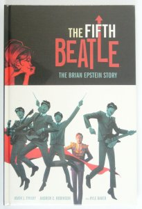 Fifth Beatle, The: The Brian Epstein Story HC #1 VF/NM; Dark Horse | save on shi