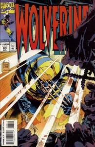 WOLVERINE (1988 MARVEL) #83 NM- A78712