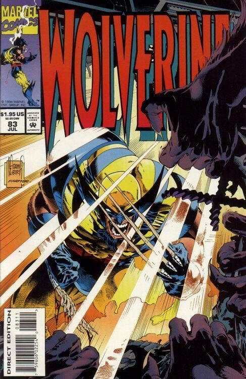 WOLVERINE (1988 MARVEL) #83 NM- A78712
