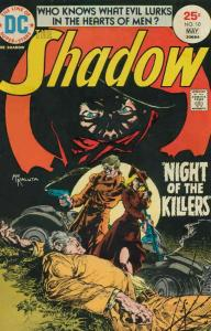 Shadow, The (2nd Series) #10 FN; DC | save on shipping - details inside