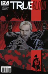 True Blood #5A VF/NM; IDW   save on shipping - details inside