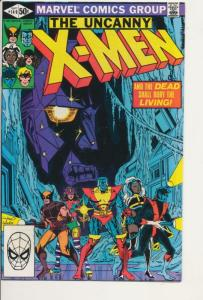 Marvel Uncanny X-Men #149 Very Fine (8.0) Dead shall bury the living! (797J)