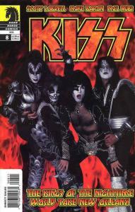 Kiss (Dark Horse) #8SC FN; Dark Horse   save on shipping - details inside
